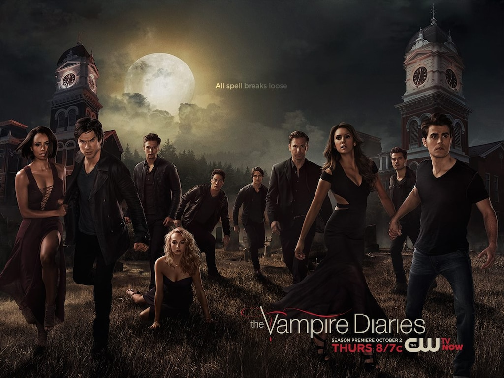 Comunidade Steam :: :: HD! Watch The Vampire Diaries Season 6