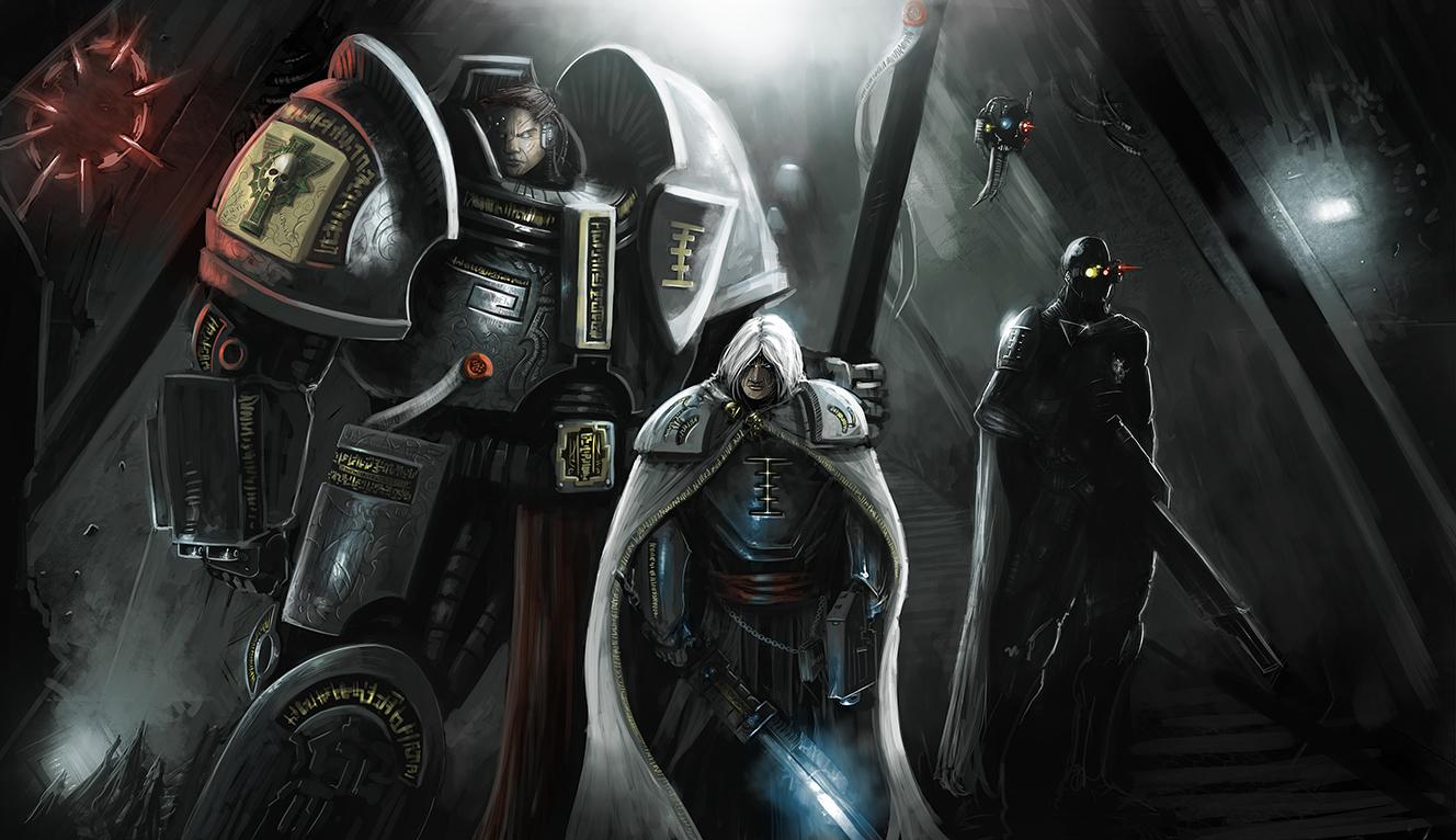 Steam Workshop Distant Gods Warhammer 40k Content