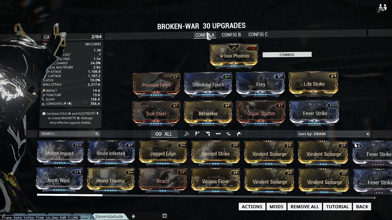 Steam Community Guide Broken War 0 Forma