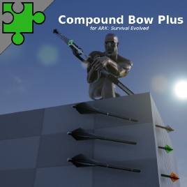 Steam workshop compound bow plus v032 alpha malvernweather Image collections