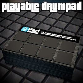 Steam Workshop :: gPad Playable Drum Pad