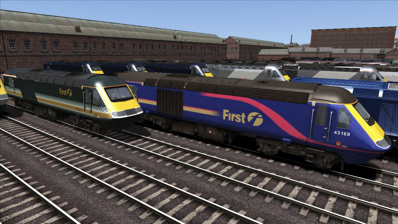 Steam Community :: Guide :: Class 43 Intercity 125 HSTs in TS
