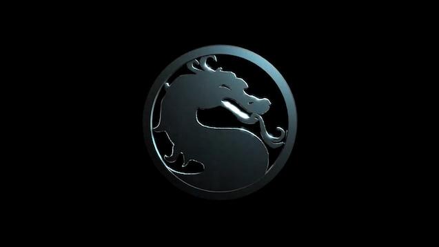 Steam Workshop Mortal Kombat X Logo 4k
