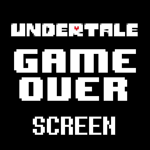 steam workshop undertale death screen game over