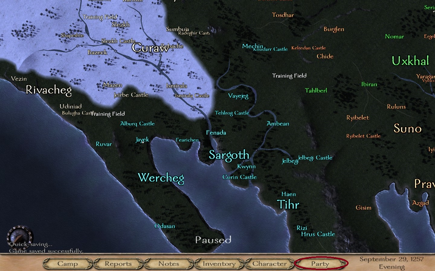 Steam community guide mount blade warband 100 achievement 1 start the game you may y create totally random character 2 after speaking with merchant go to character on world map gumiabroncs Choice Image