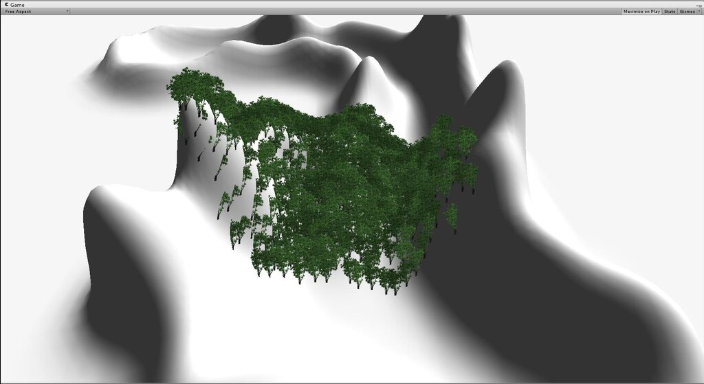 Steam Community :: :: Unity Terrain with some trees
