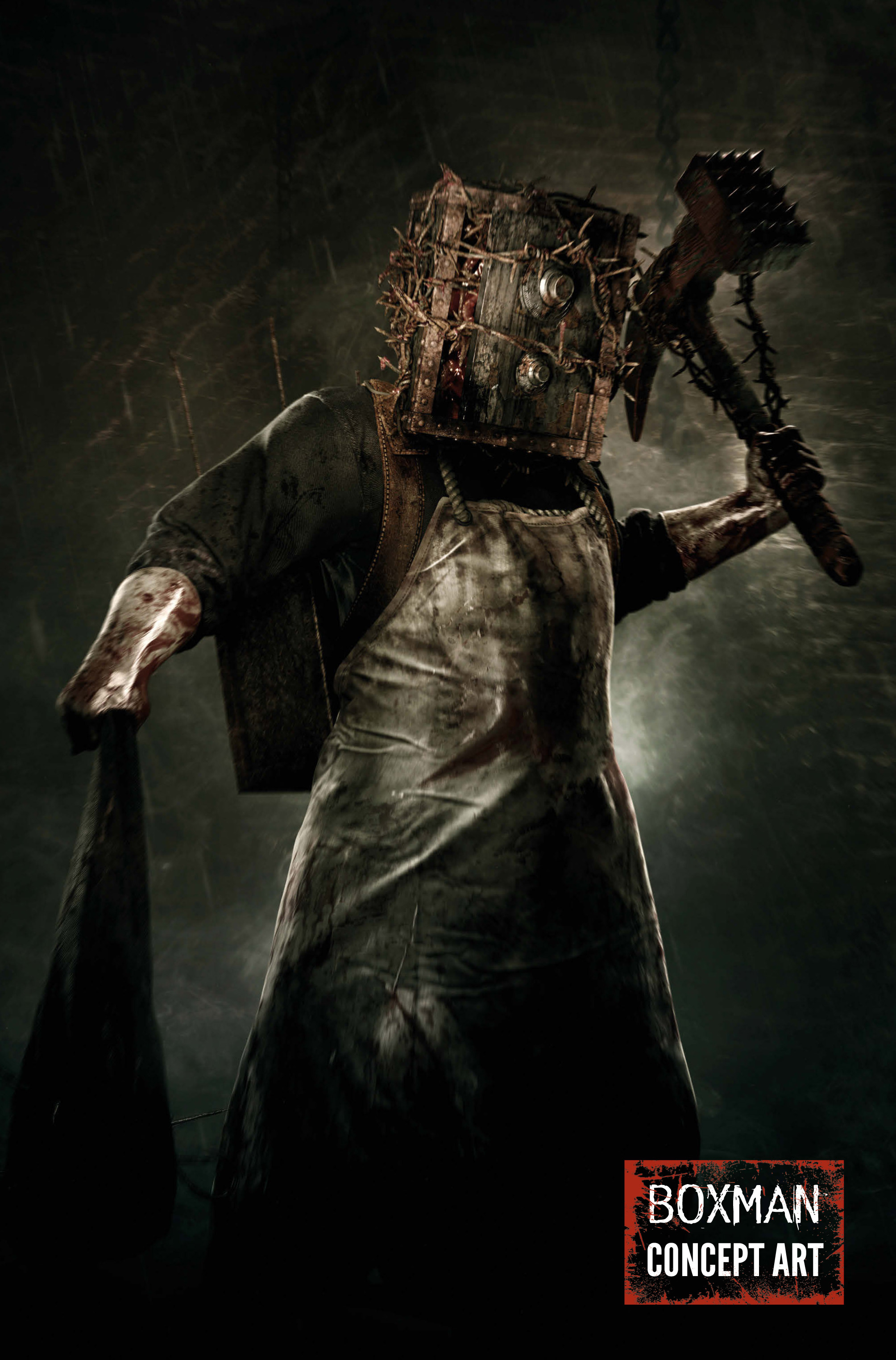 Steam Community  Guide  Комикс The Evil Within 01
