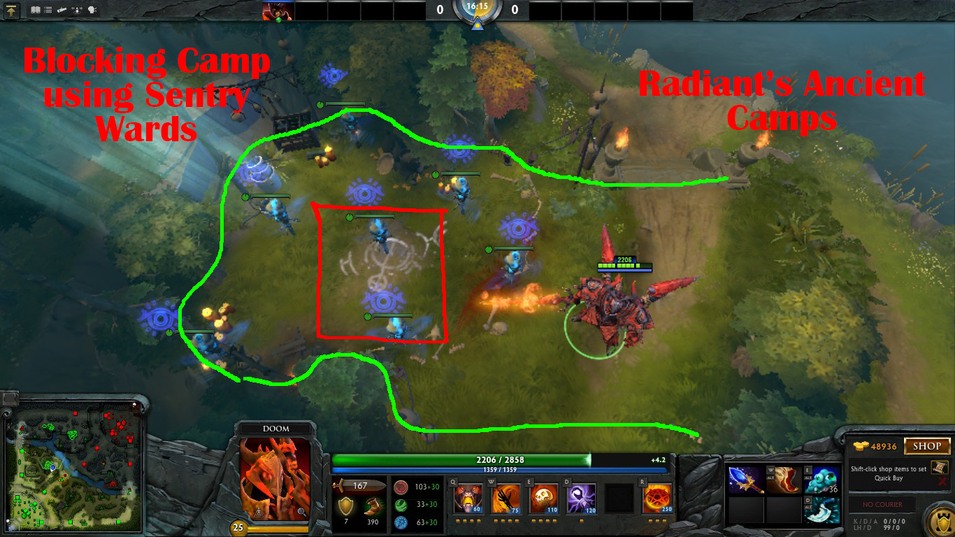 Steam 커뮤니티 :: 가이드 :: The Art Of Warding (Defensive and