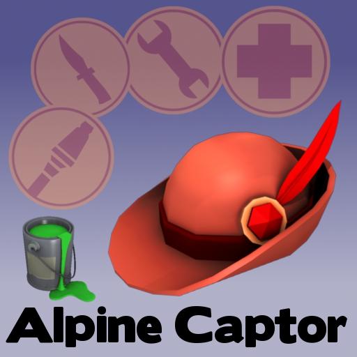 The Alpine Captor