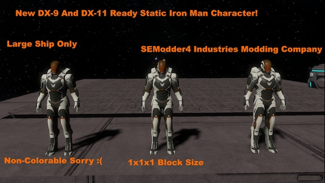 Steam Workshop :: SEModder4 Industries Custom Models Mod