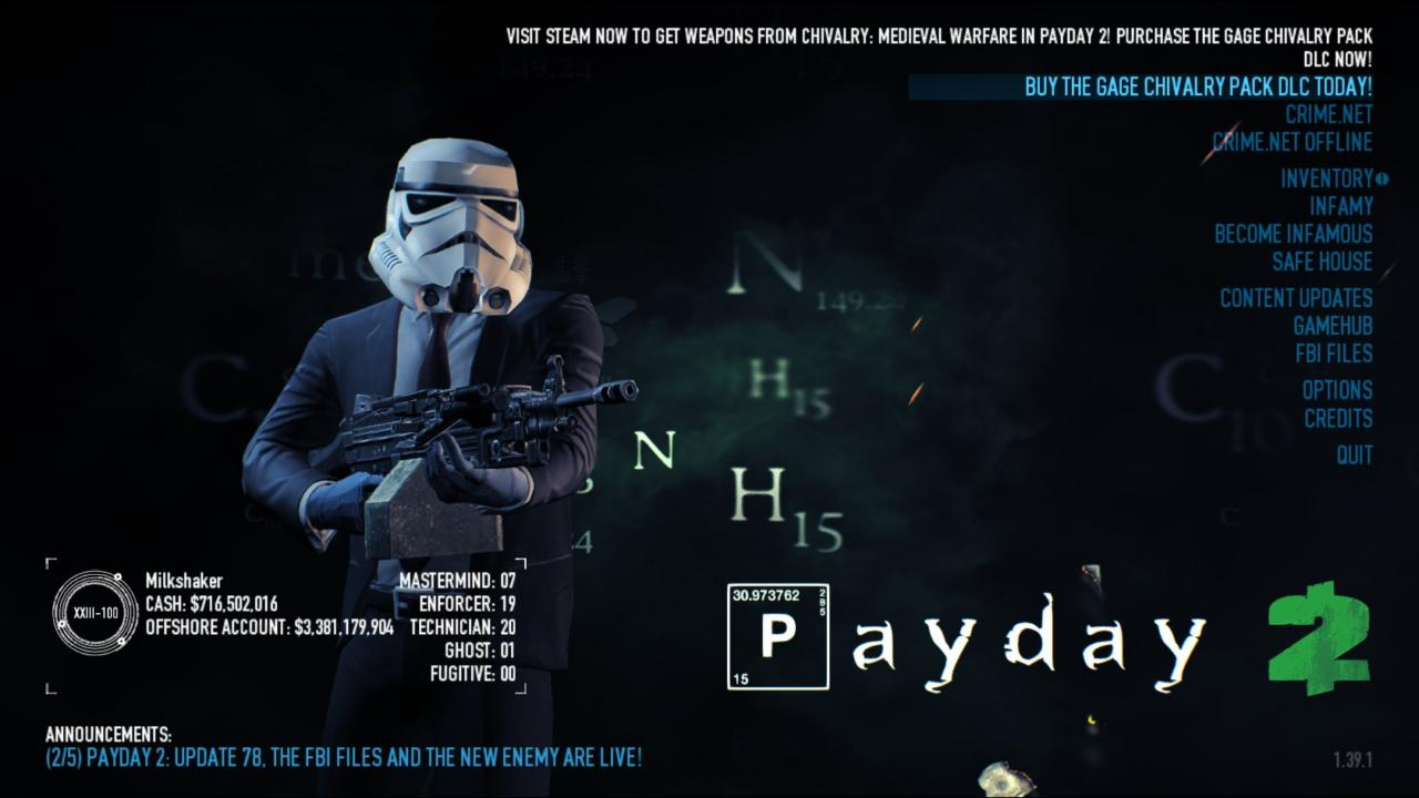 how to install hawks sound pack payday 2