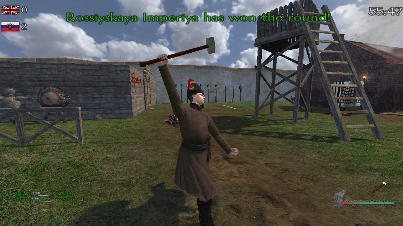 mount and blade warband napoleonic wars aimbot