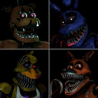 Steam Workshop :: Five Nights At Freddy's complete collection