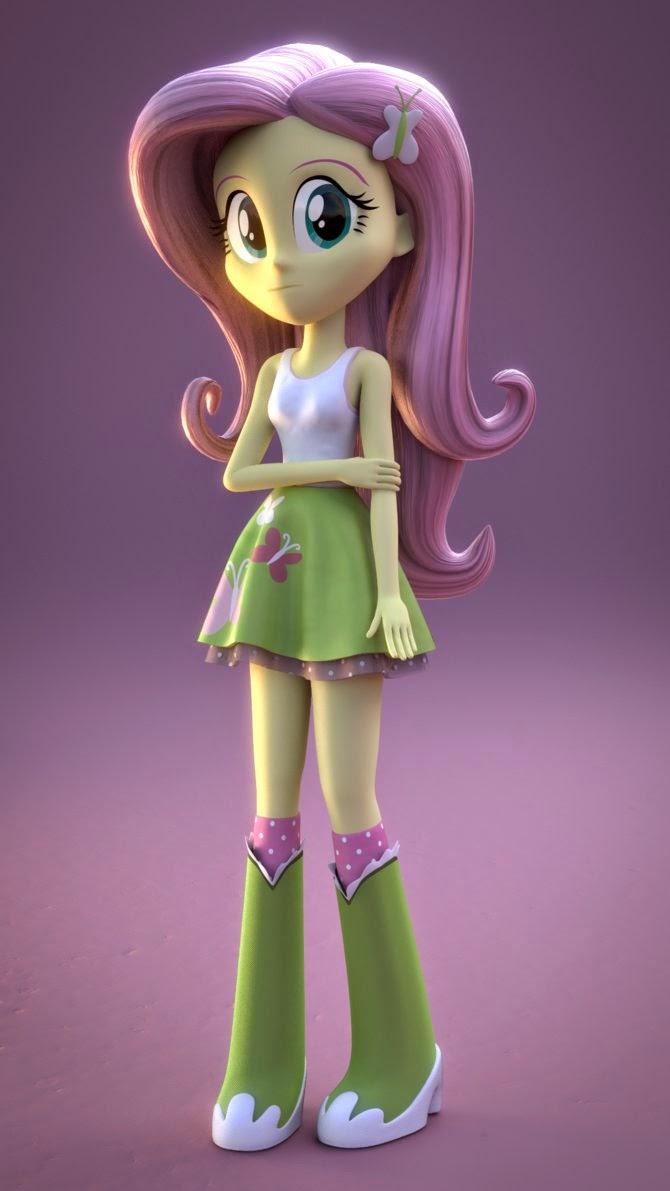 Steam Workshop :: MLP: Equestria Girls Models