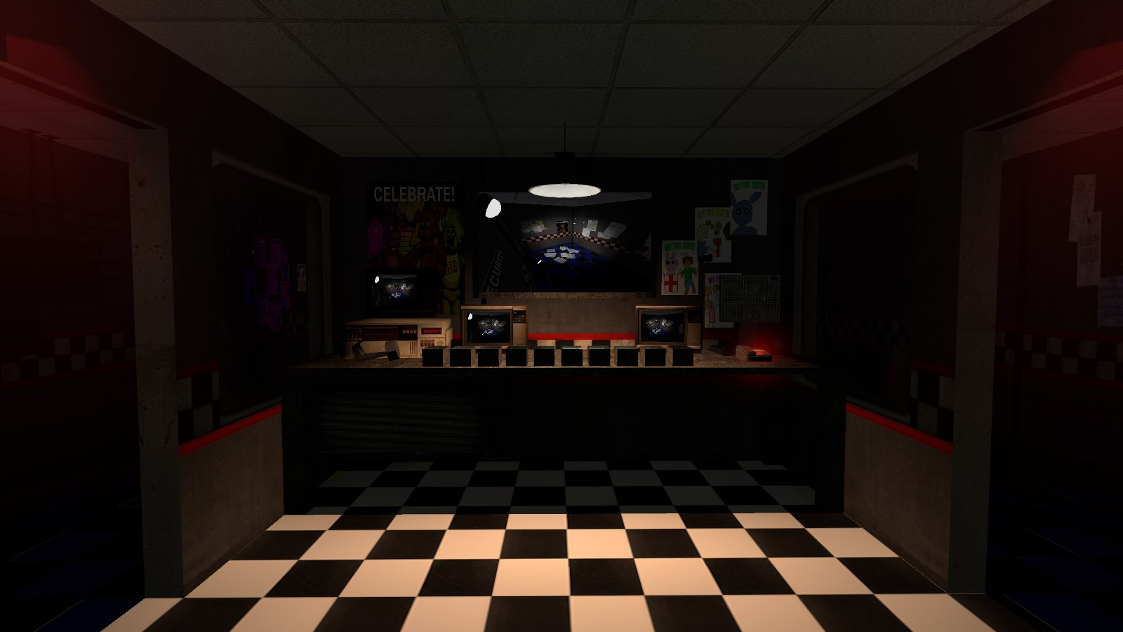 Steam Workshop :: Freddy Fazbear's Pizza