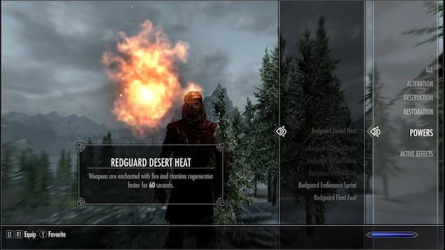Steam Workshop :: + Amazing Race Tweaks! Redguard