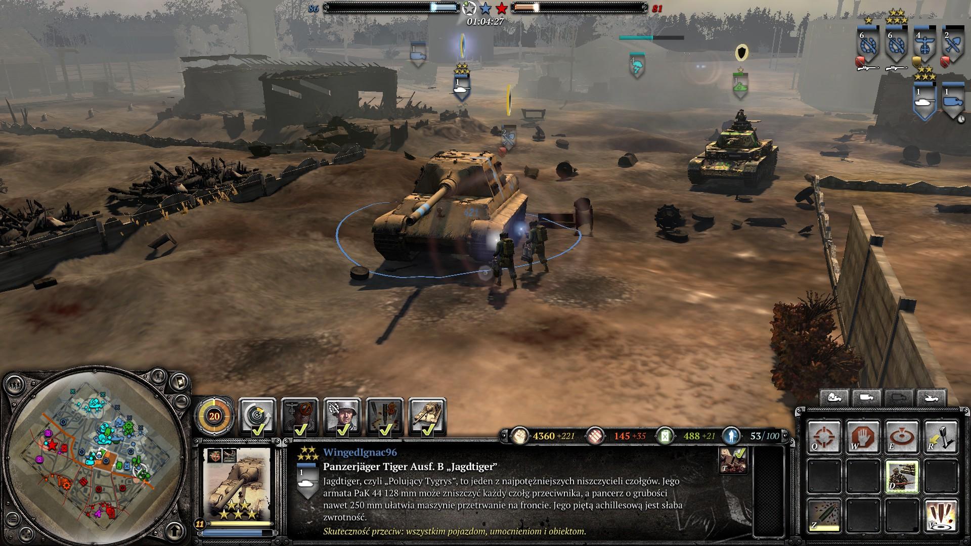 Steam Community Screenshot Jagdtiger Vet 5