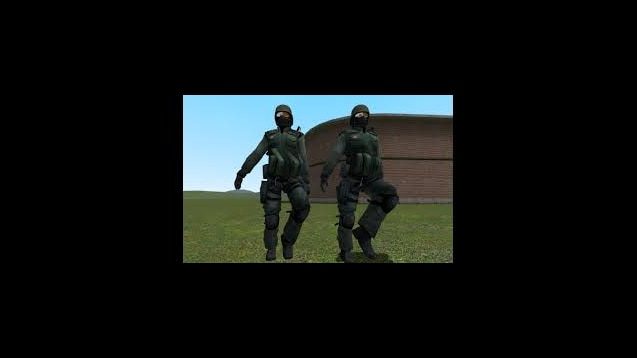 counter strike source player models