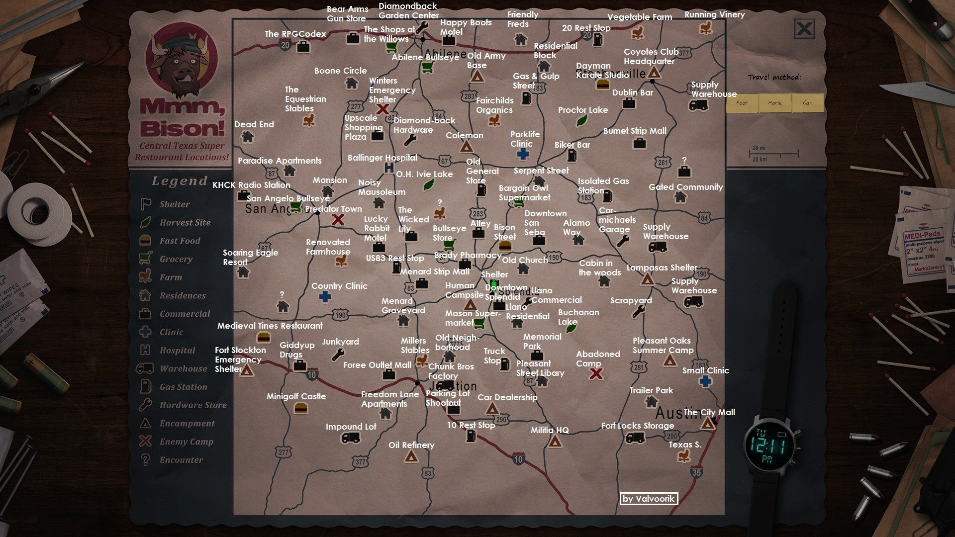 Steam Community :: Guide :: ☆ UPDATED: Dead State Reanimated Map