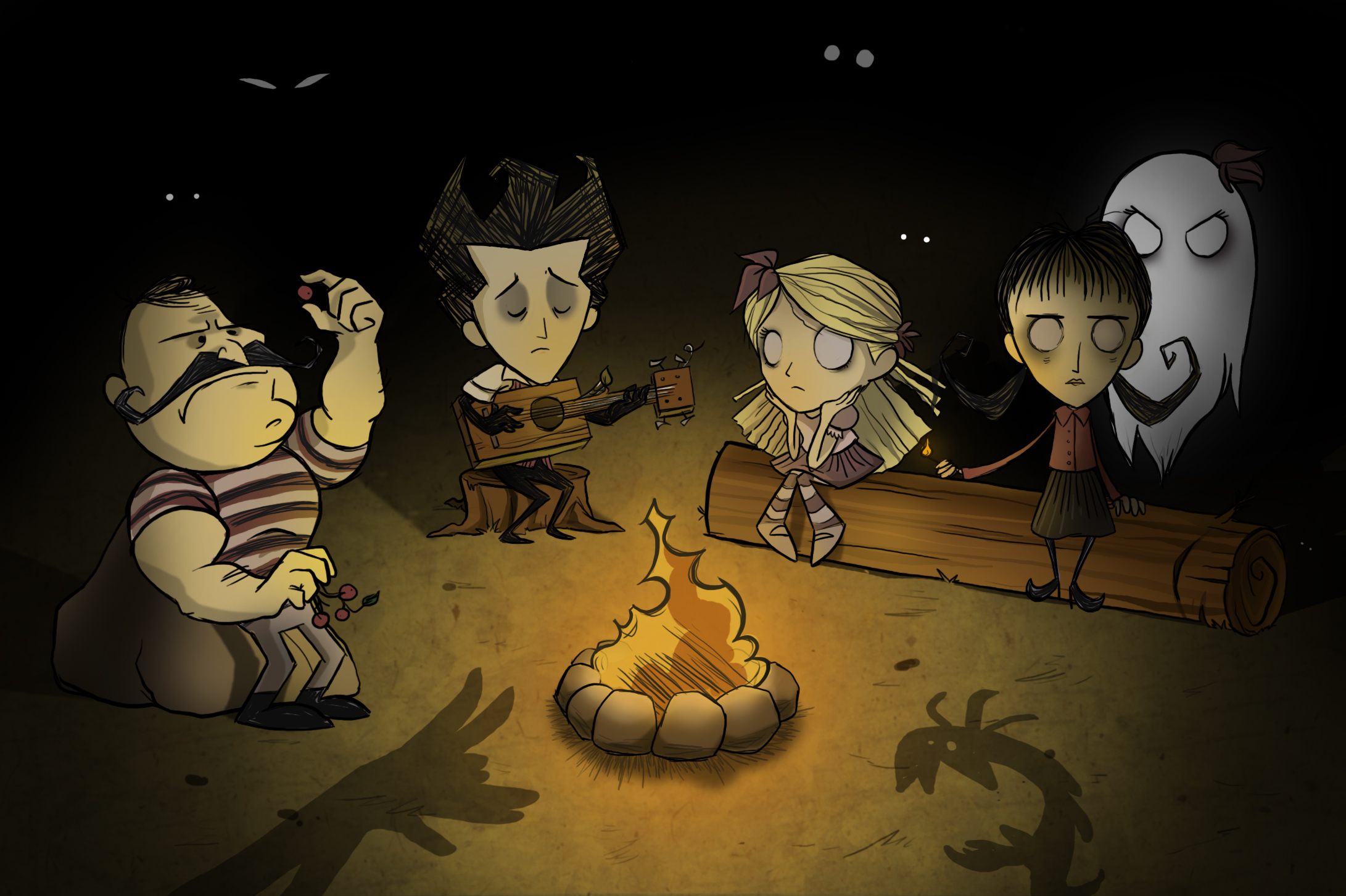 Steam Workshop Dont Starve Characters