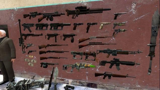 Gmod Weapons - Keshowazo