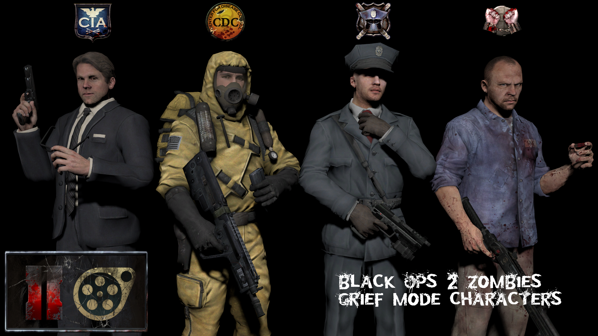 Steam Workshop Black Ops Ii Zm Grief Mode Characters