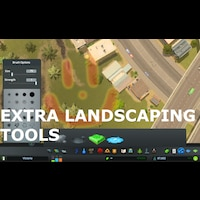 Extra Landscaping Tools