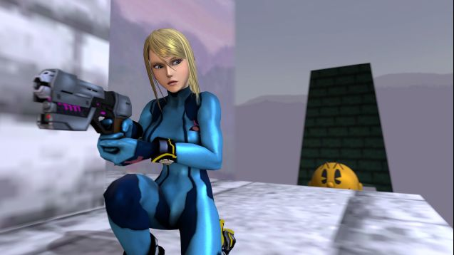 steam workshop ssb4u zero suit samus