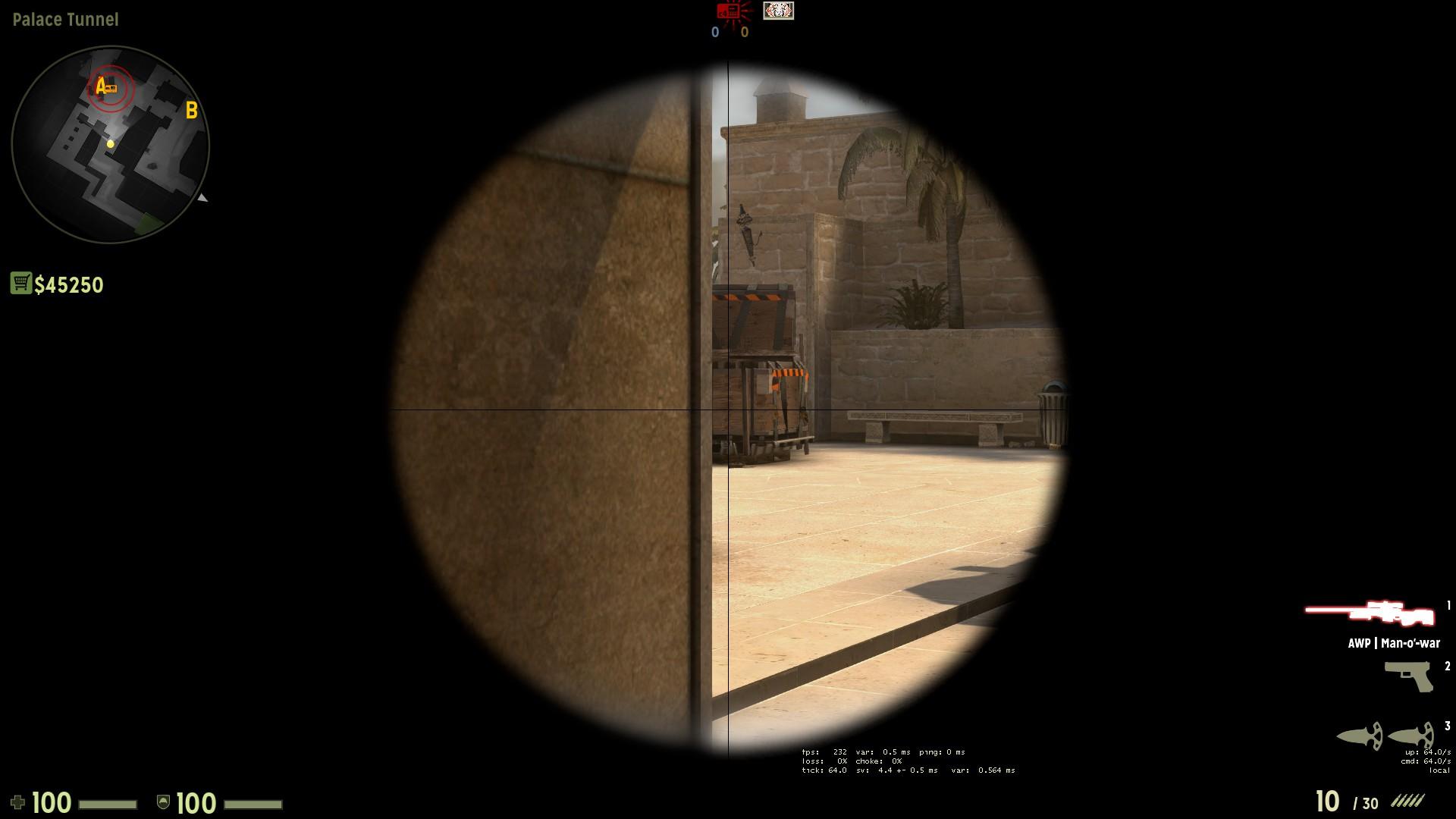 плент на Mirage cs:go