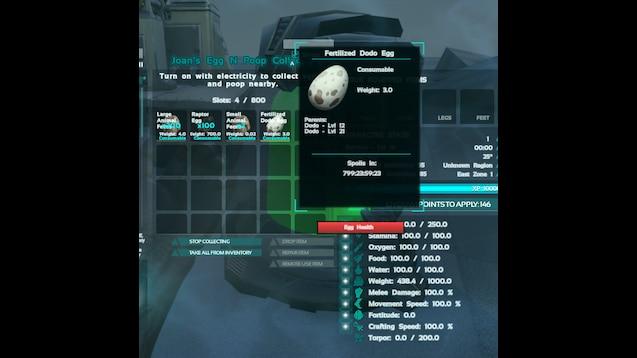 Steam Workshop :: Egg N Poop Collector / Incubator