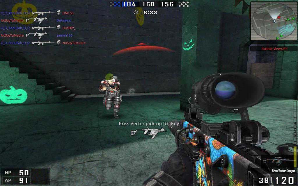 Counter-Strike BlackShot Mercenary Warfare hack online