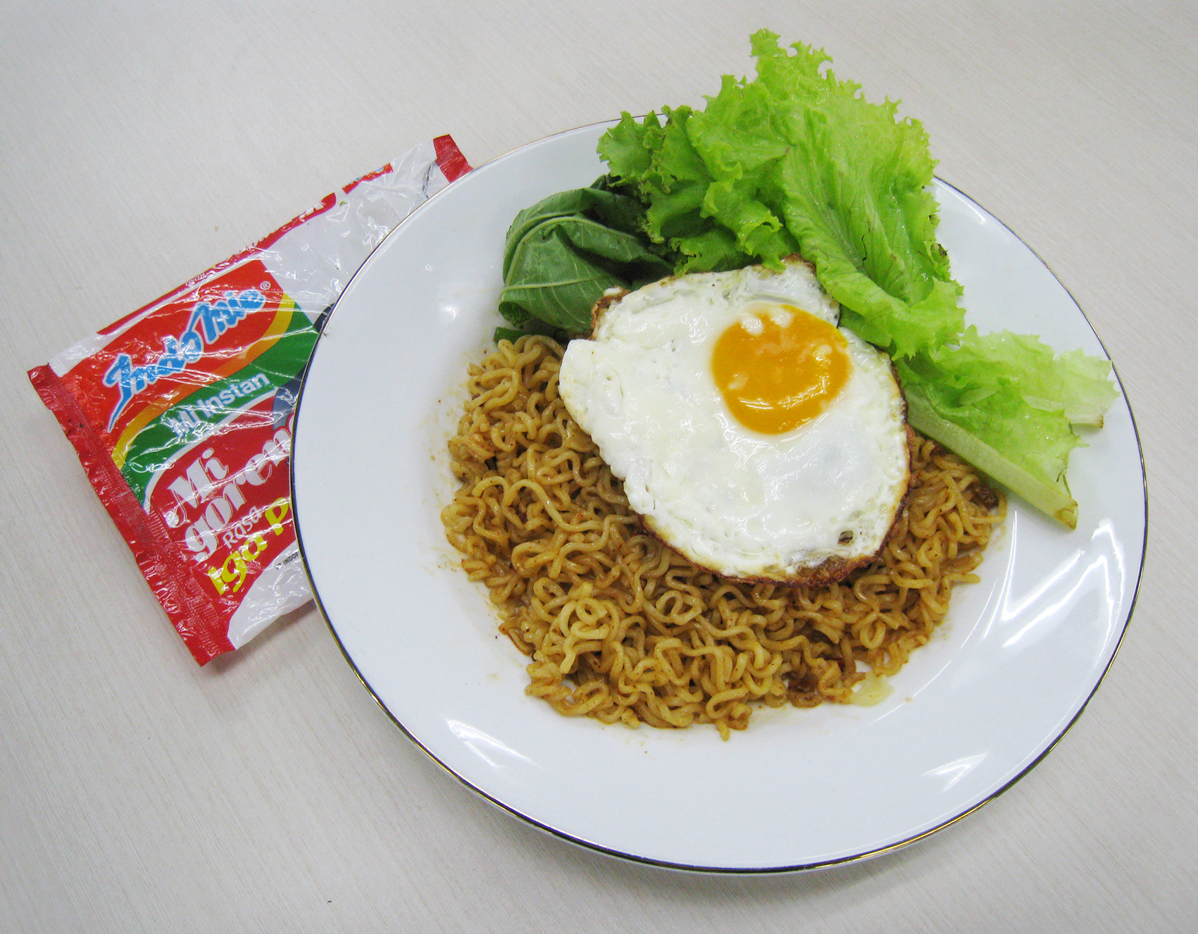 how to cook mi goreng noodles without stove