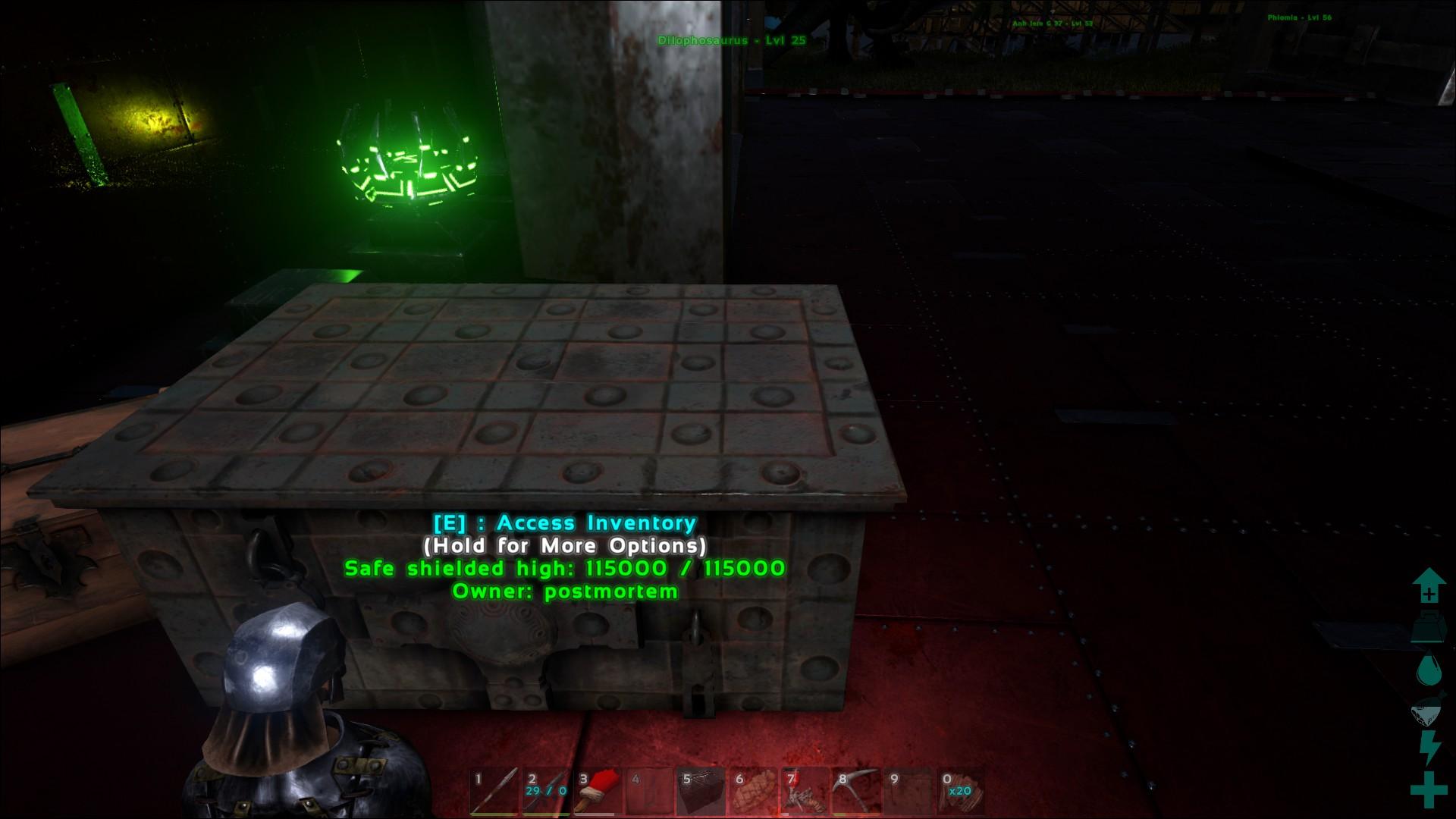 Steam workshop little boxeschestsafe shielded v809 alpha rate malvernweather Gallery