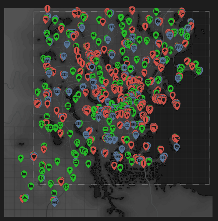 Steam munity Guide Interactive Fallout 4 Map Way to Find