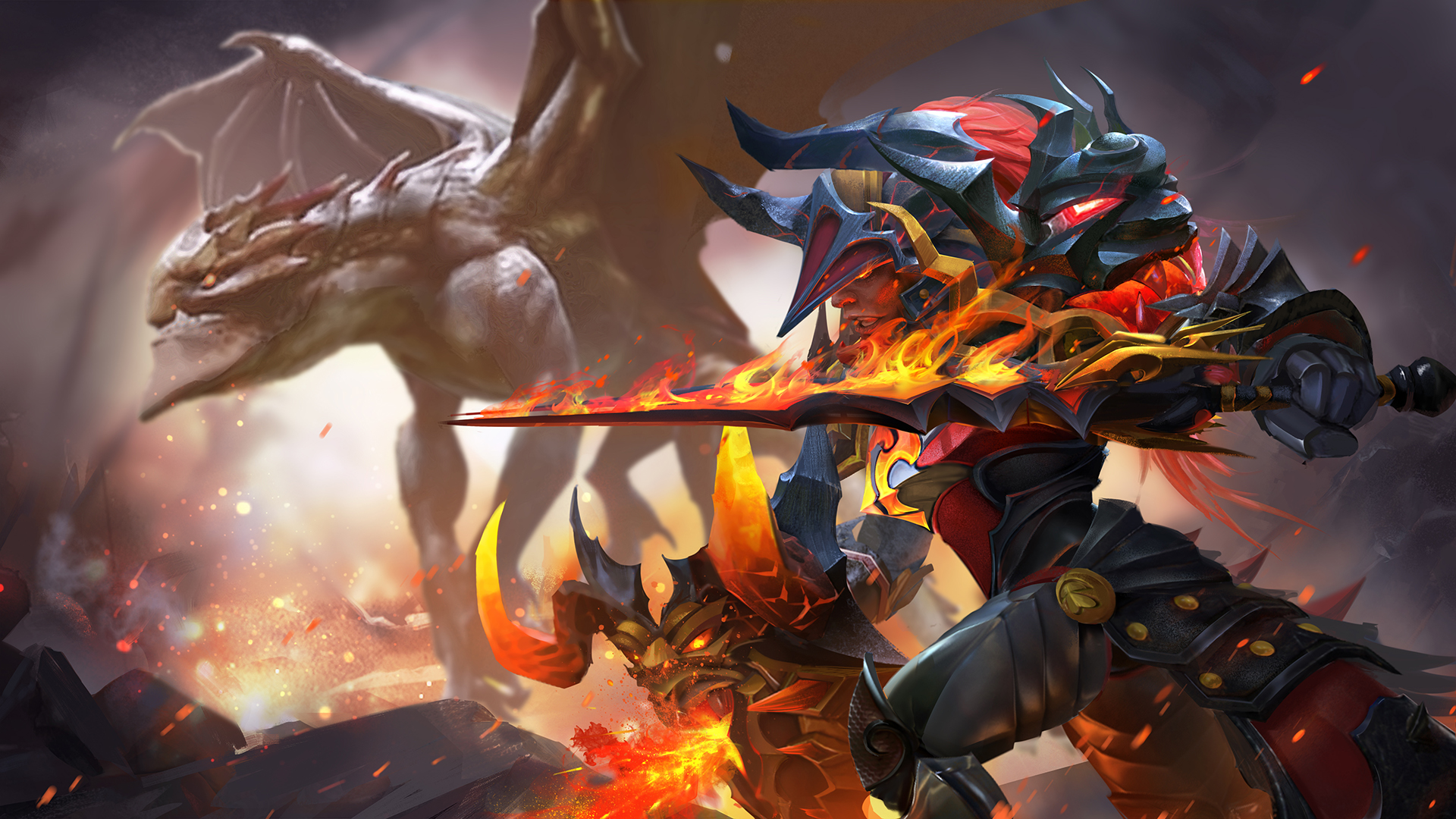 Steam workshop armaments of the pyre lord dk voltagebd Gallery