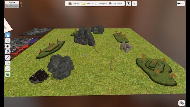 Steam Workshop :: 40K Map - Forest (Big)
