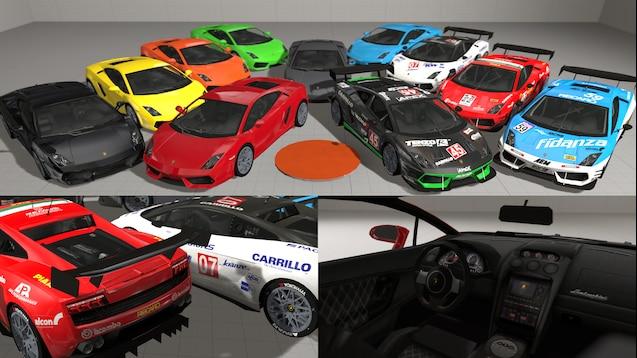 Steam Workshop :: Lamborghini Gallardo LP560-4