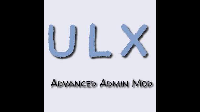 Steam Workshop :: ULX