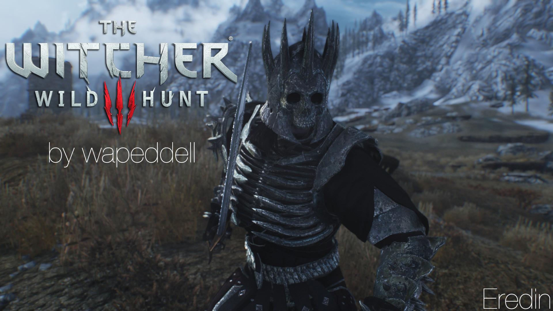 Steam Workshop :: The Witcher 3 Eredin V2 5