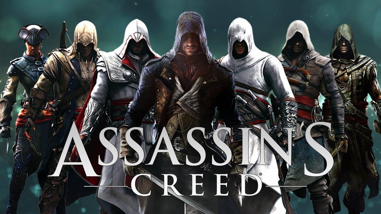 Steam Workshop Skyrim Assassins Creed Collection