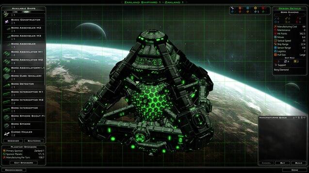 Steam Workshop :: Borg Diamond