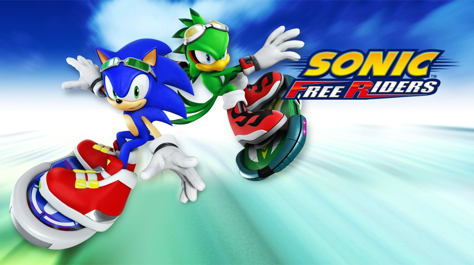 Sonic Riders Wallpaper