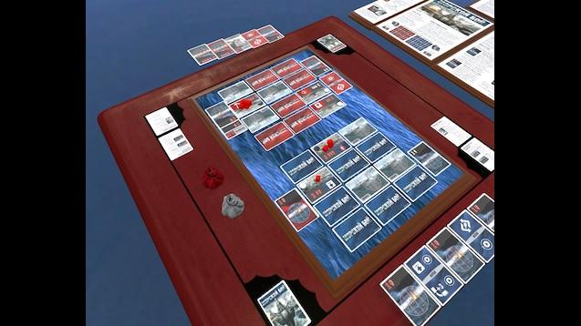 морской бой карточная игра
