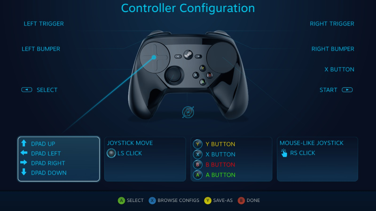 Steam community guide the steam controller 101 guide biocorpaavc Images