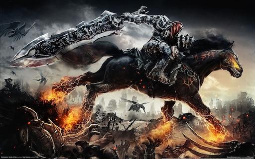 Steam Community :: Guide :: Horseman and Dark Rider