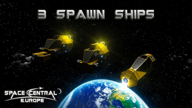 Steam Workshop :: Spawn Ship Pack - Space Central Europe