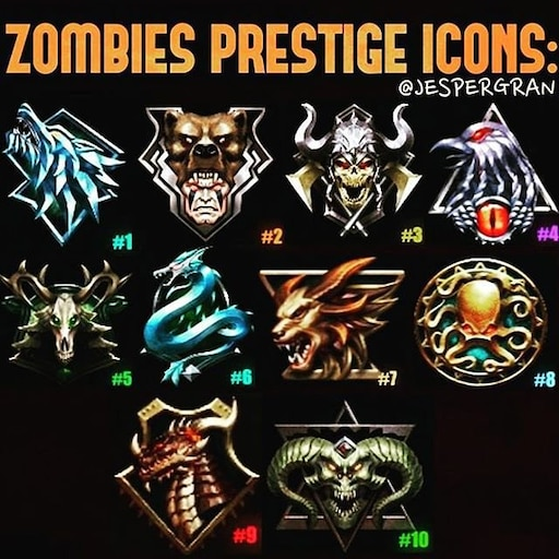 Steam Community Guide Zombies All Prestiges