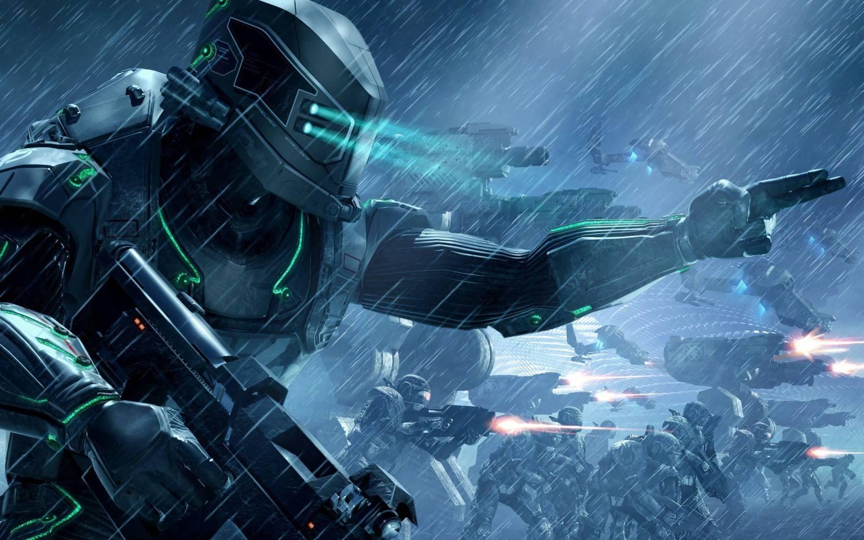 steam workshop futuristic warfare