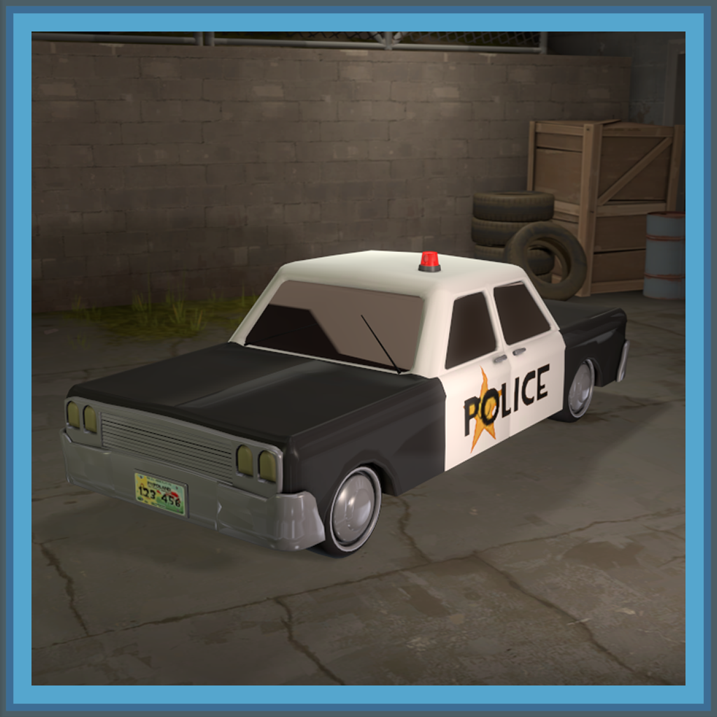 Steam Workshop :: Pyroland Protector Police Cruiser