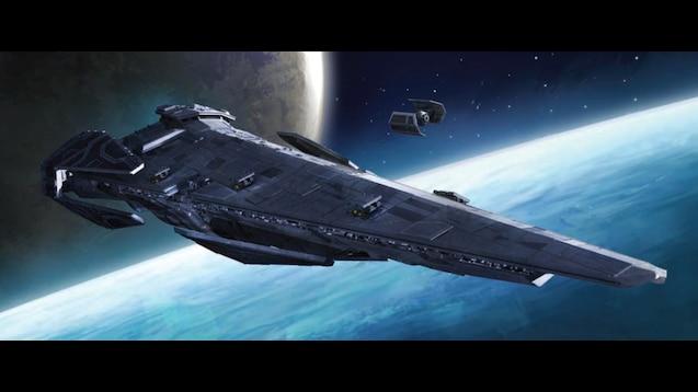 Steam Workshop :: Raider-class Imperial corvette (star wars